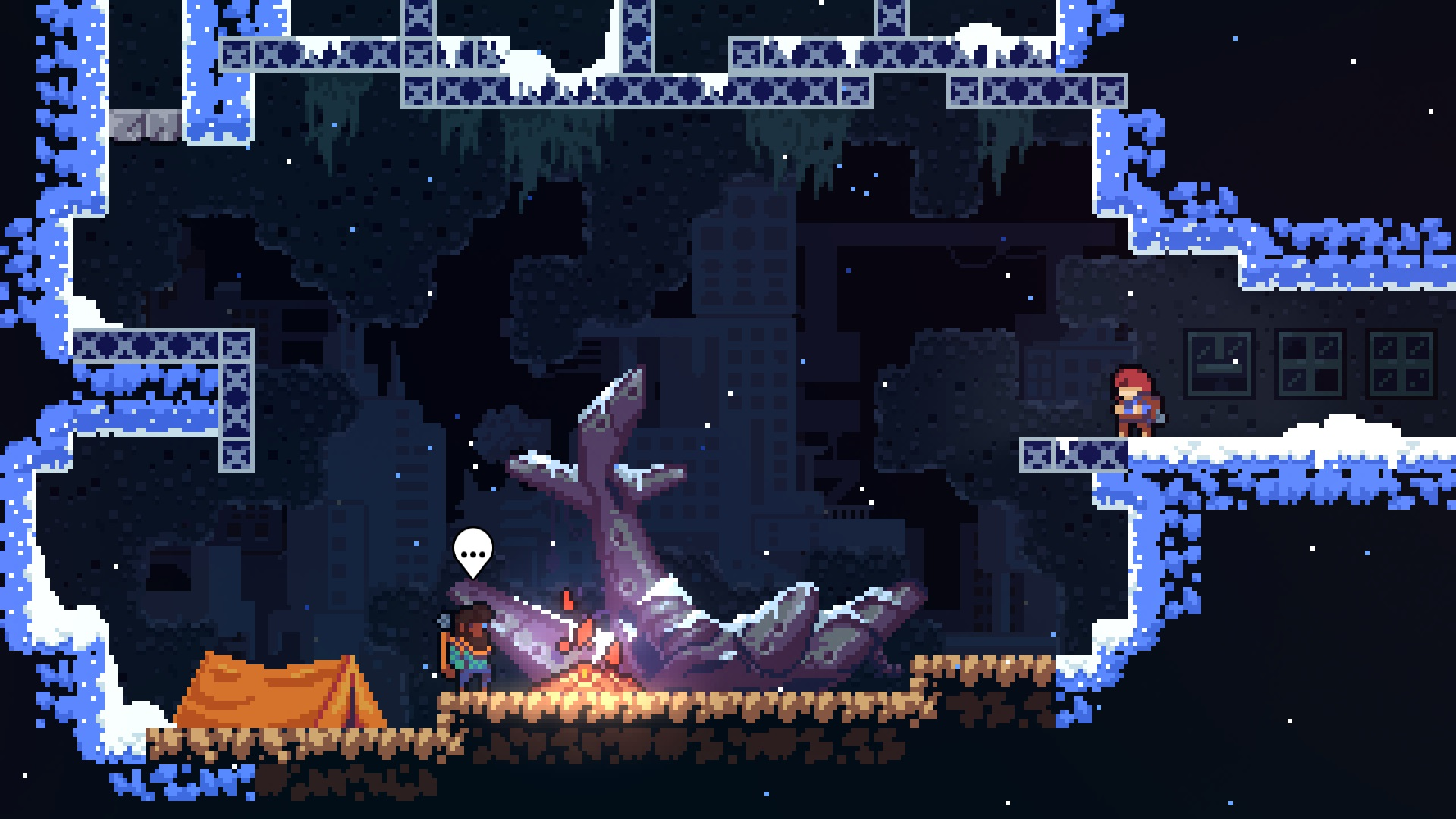 Celeste MacBook OS X Version gameplay
