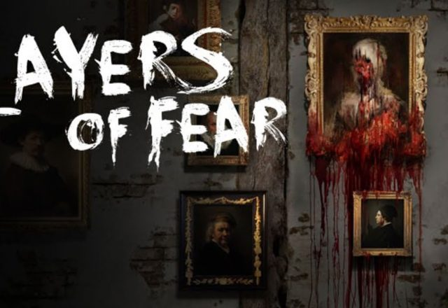 Layers of Fear MacBook Version