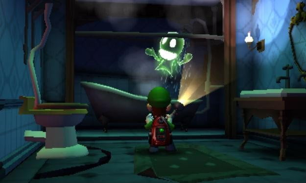 Luigi's Mansion MacBook OS X Version