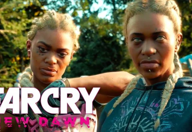 Far Cry New Dawn MacBook Version