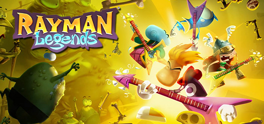 Rayman Legends MacBook OS X Version