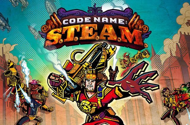 Code Name: S.T.E.A.M. for MacBook