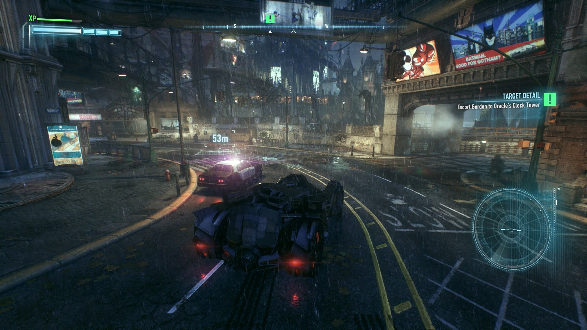 Batman: Arkham Knight for MacBook gameplay