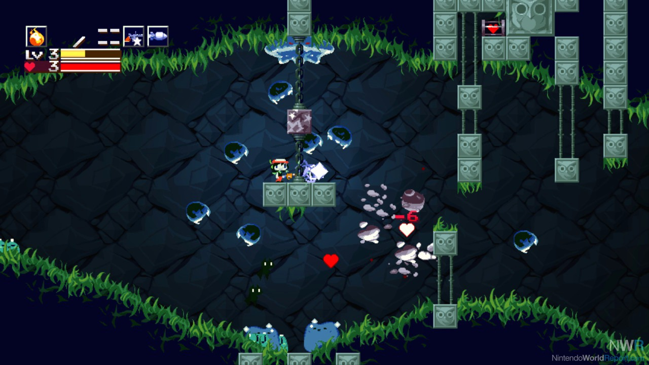Cave Story MacBook Version gameplay