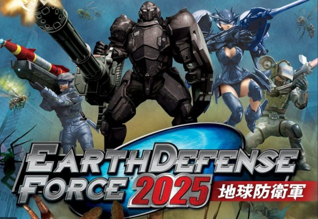 Earth Defense Force 2025 for MacBook