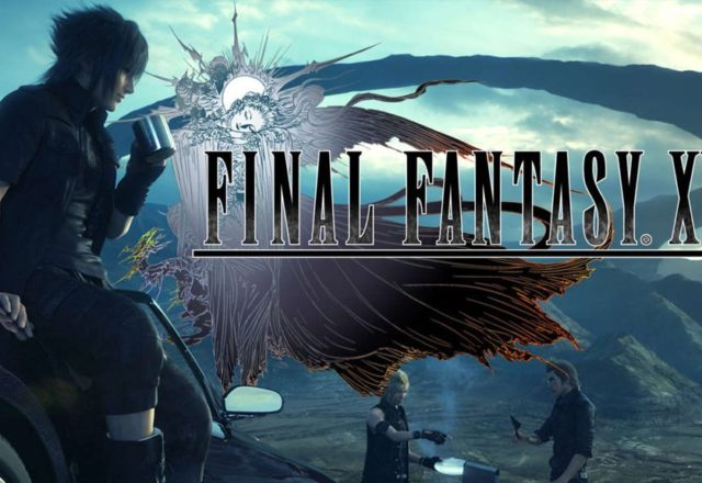 Final Fantasy XV for MacBook