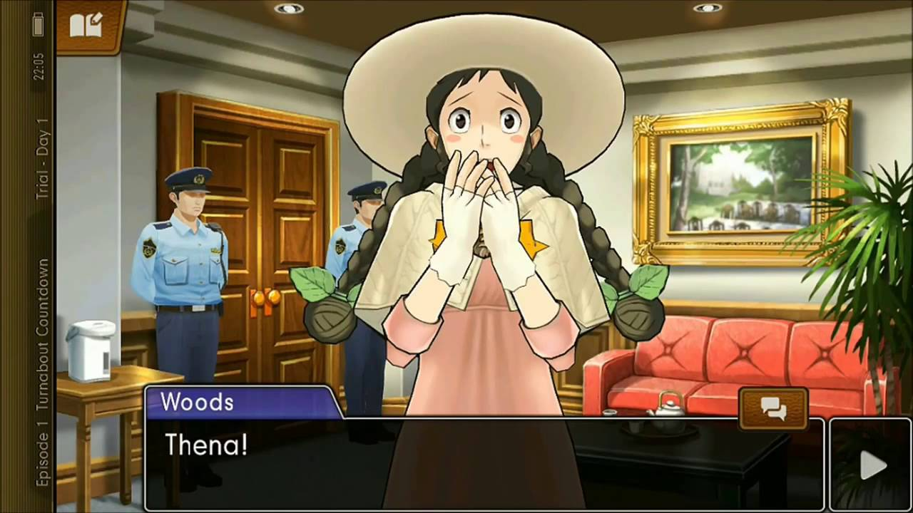 Phoenix Wright: Ace Attorney − Dual Destinies for macOS gameplay