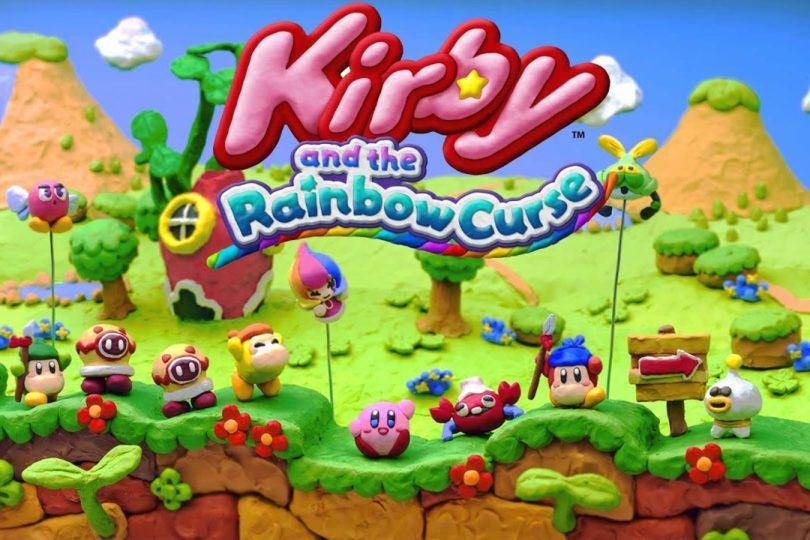 Kirby and the Rainbow Curse MacBook OS X Version
