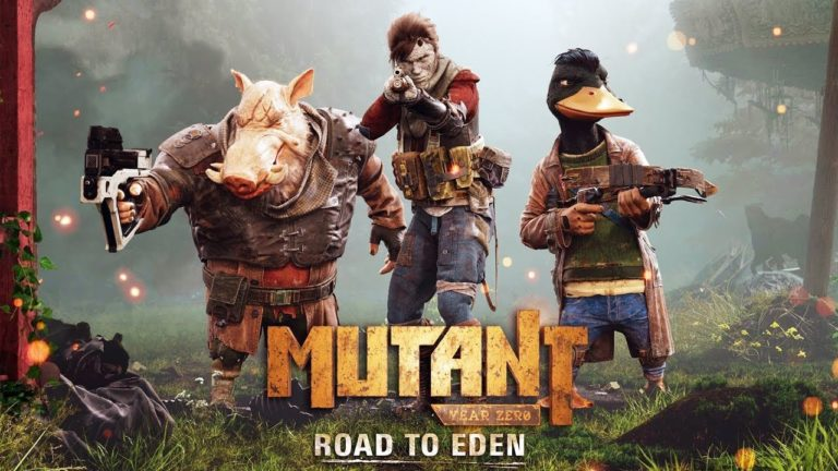 Mutant Year Zero: Road to Eden for macOS