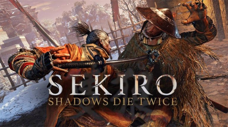 Sekiro: Shadows Die Twice MacBook Version