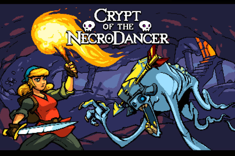 Crypt of the NecroDancer MacBook Version