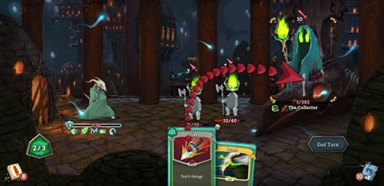 Slay the Spire for MacBook gameplay