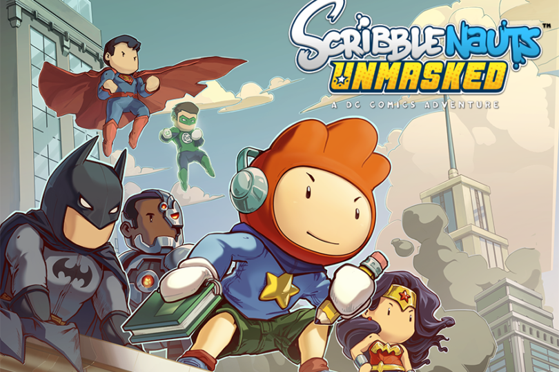 Scribblenauts Unmasked: A DC Comics Adventure for macOS