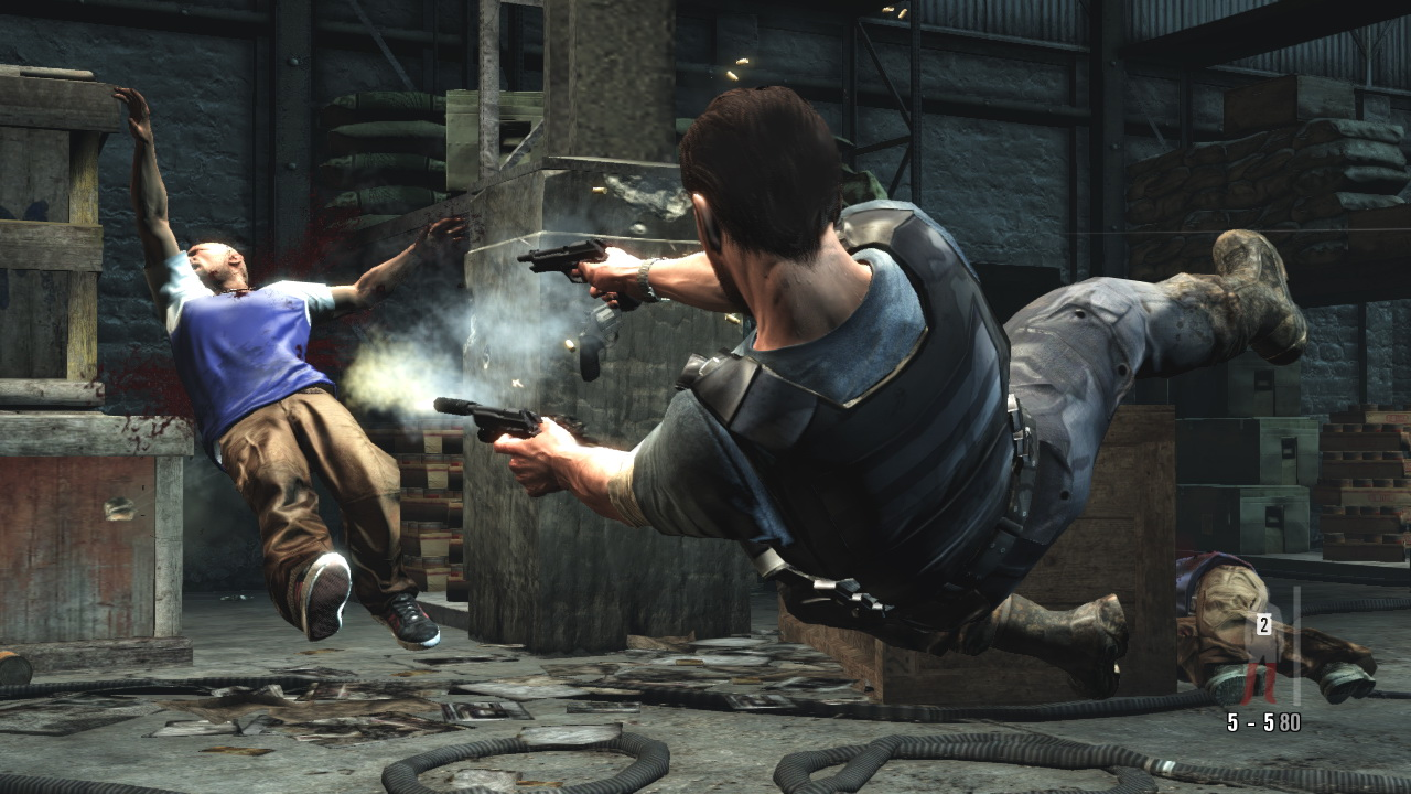 Max Payne 3 for MacBook gameplay
