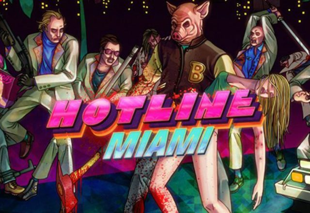 Hotline Miami MacBook Version