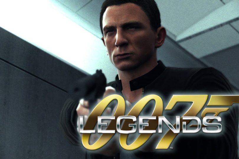 007 Legends for MacBook