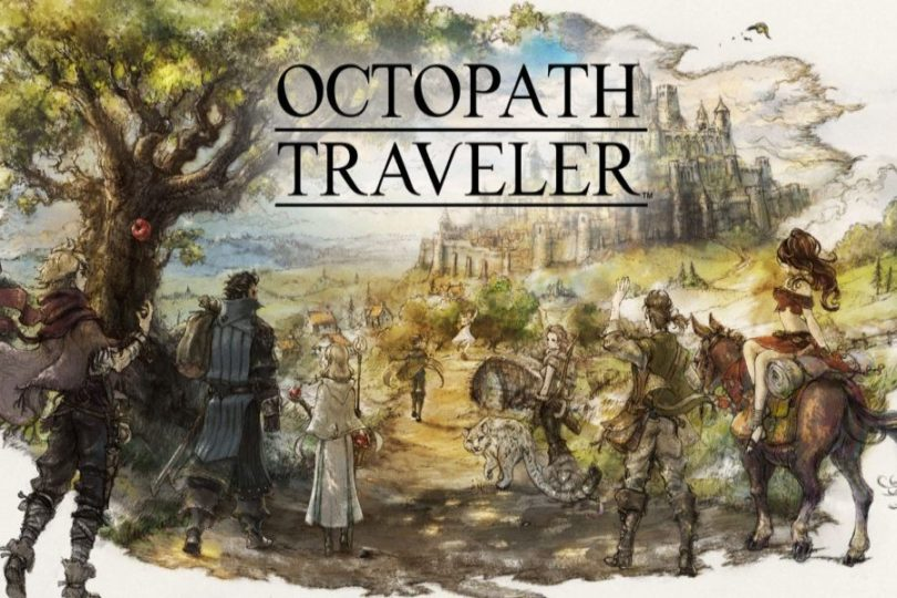 Octopath Traveler for MacBook