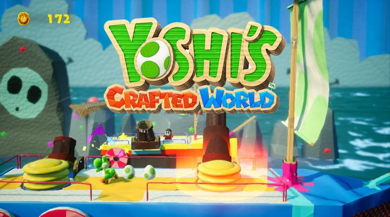 Yoshi's Crafted World for MacBook