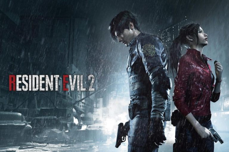 Resident Evil 2 for MacBook