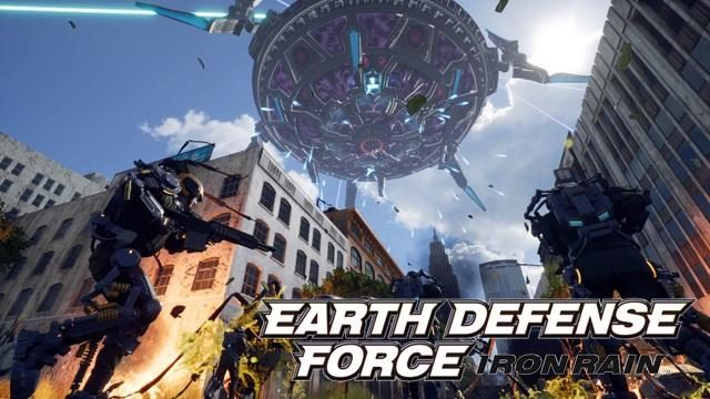 Earth Defense Force: Iron Rain for MacBook