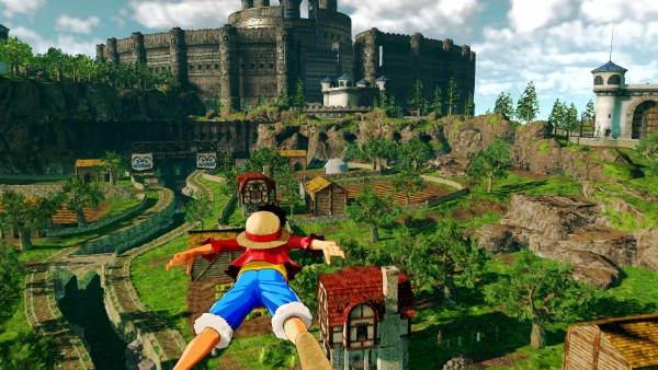 One Piece: World Seeker for MacBook gameplay
