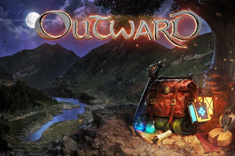 Outward MacBook OS X Version