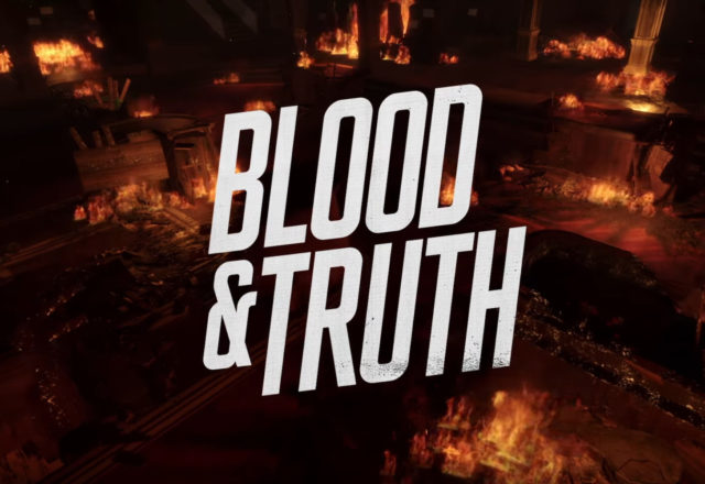 Blood and Truth MacBook Version