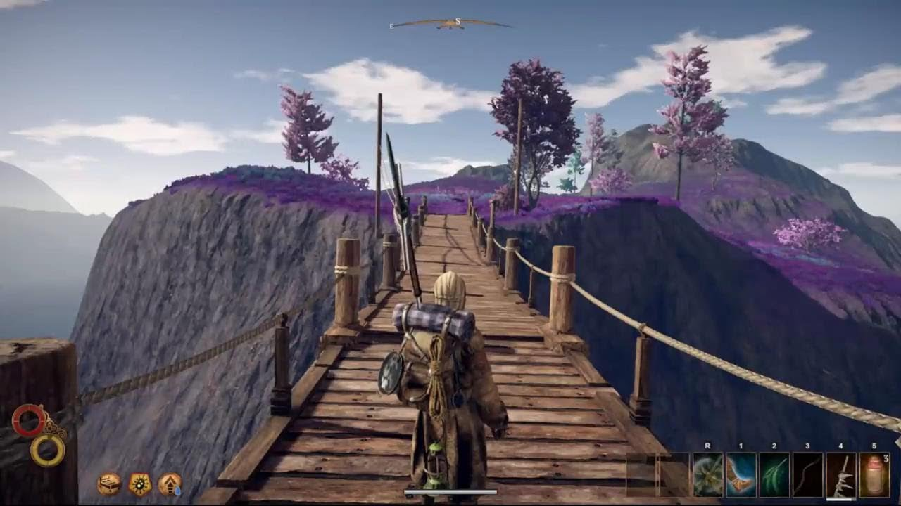 Outward MacBook OS X Version gameplay
