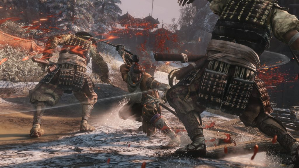 Sekiro: Shadows Die Twice MacBook OS X Version