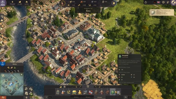 Anno 1800 MacBook OS X Version