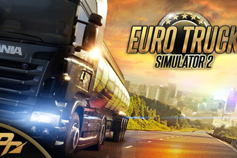 Euro Truck Simulator 2 for MacBook