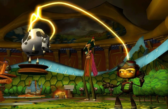Psychonauts 2 for MacBook gameplay
