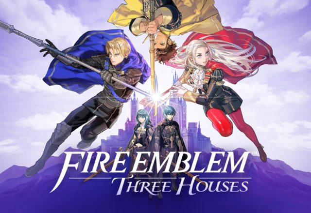 Fire Emblem: Three Houses for macOS
