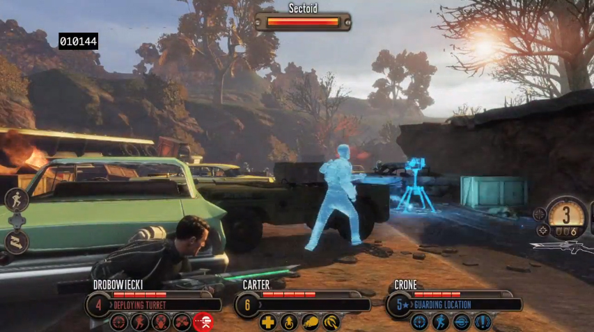 The Bureau: XCOM Declassified MacBook Version gameplay