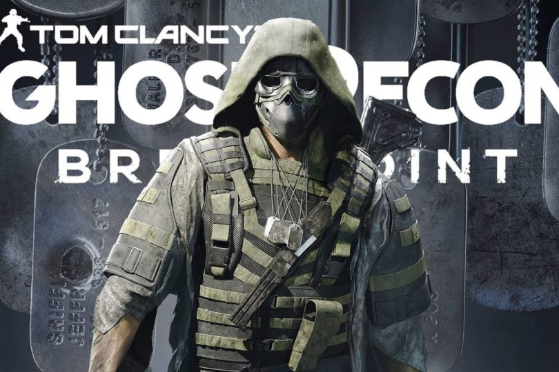 Tom Clancy's Ghost Recon Breakpoint for MacBook