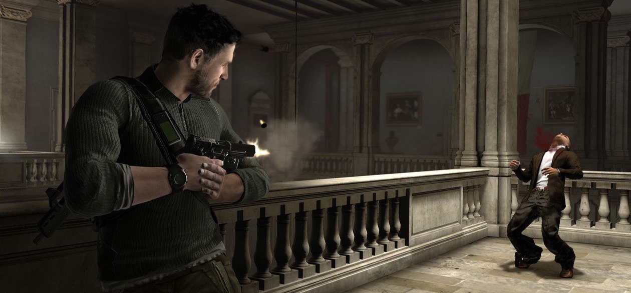 Tom Clancy's Splinter Cell: Conviction for macOS gameplay