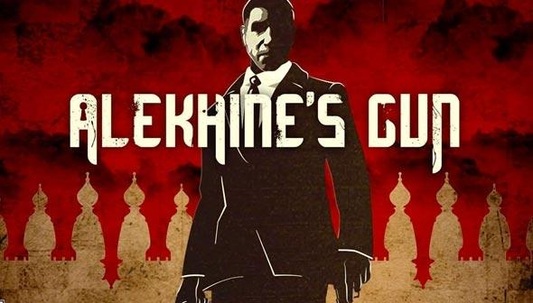 Alekhine's Gun MacBook OS X Version