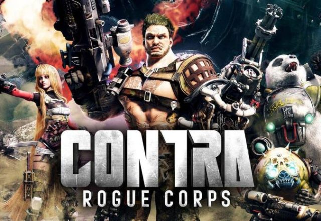 Contra: Rogue Corps MacBook Version
