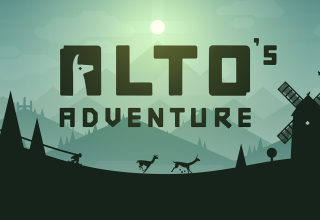 Alto's Adventure MacBook Version