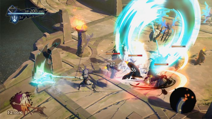 Oninaki MacBook OS X Version gameplay
