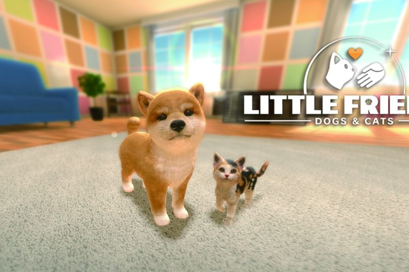 Little Friends: Dogs & Cats for MacBook