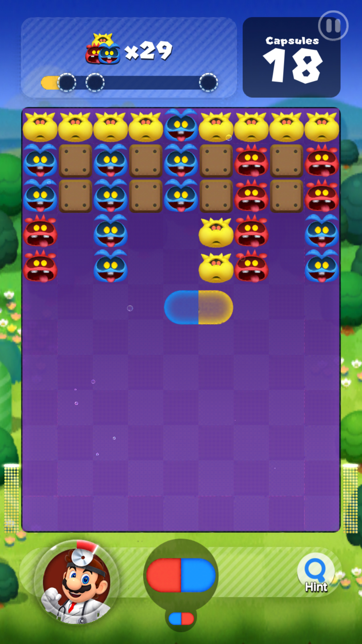 Dr. Mario World for MacBook gameplay