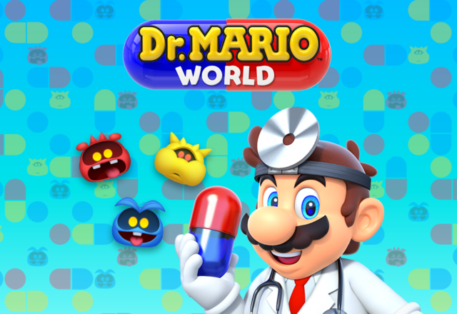 Dr. Mario World for MacBook