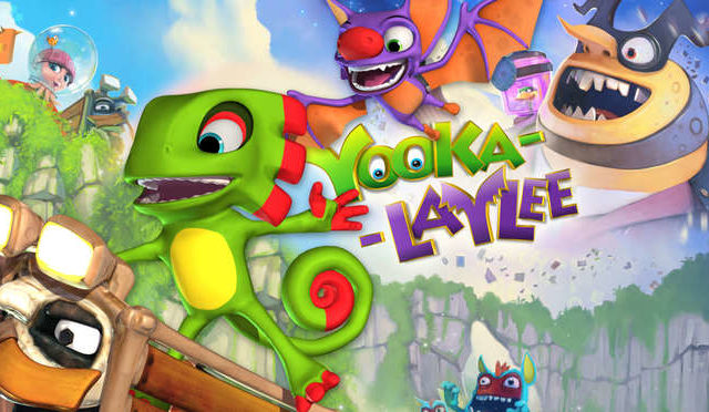 Yooka-Laylee MacBook OS X Version