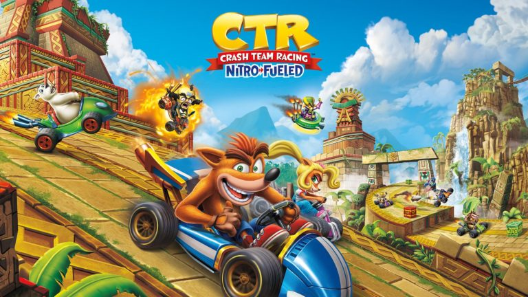 Crash Team Racing Nitro-Fueled for MacBook