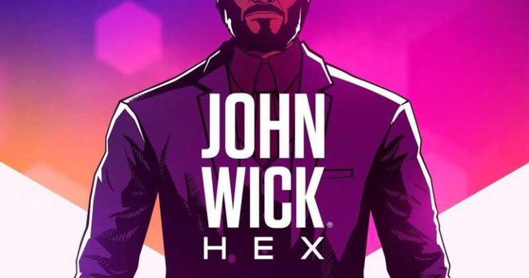 John Wick Hex MacBook Version