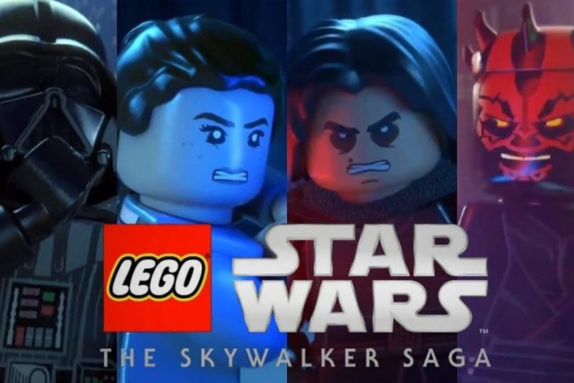 Lego Star Wars: The Skywalker Saga for macOS