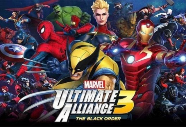 Marvel Ultimate Alliance 3: The Black Order for MacBook