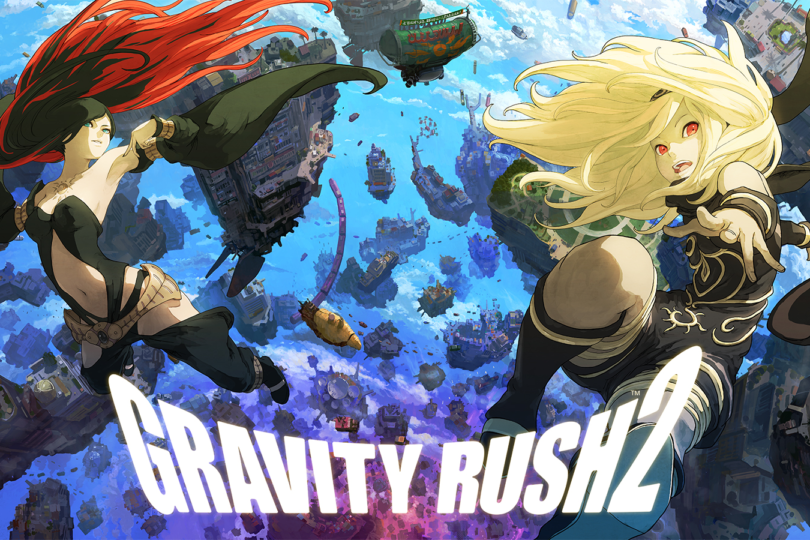 Gravity Rush 2 for MacBook
