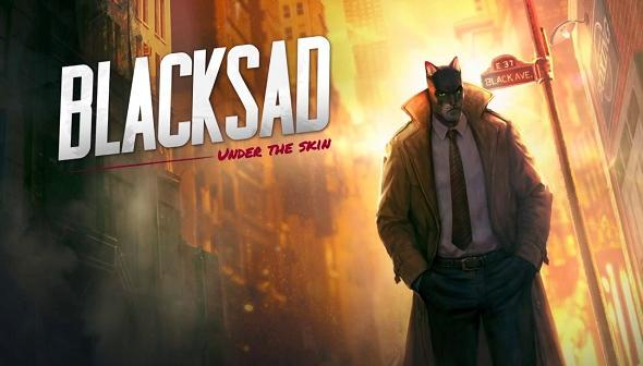 Blacksad: Under the Skin for MacBook